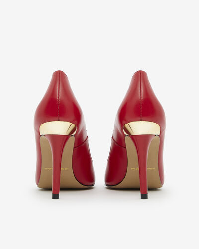 PUMPS NOREEN, RED