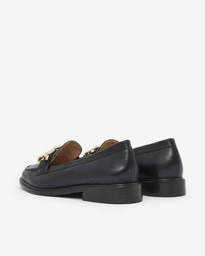 LOAFERS MARCIE, BLACK