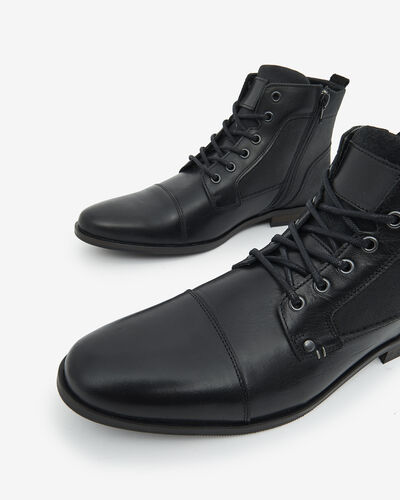 ANKLE BOOTS SHABAN, BLACK