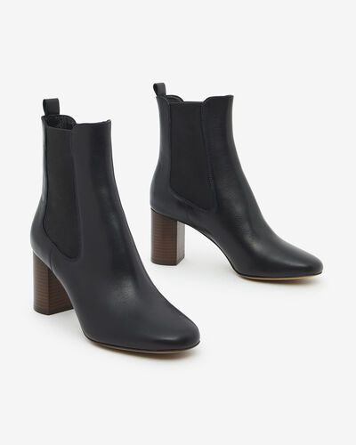 ANKLE BOOTS AIRA, BLACK