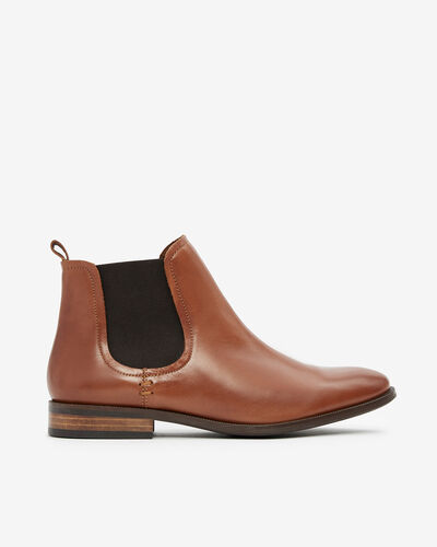 ANKLE BOOTS ARCHE, CAMEL