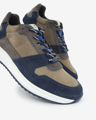 SNEAKERS JOGADO, BLUE TAUPE