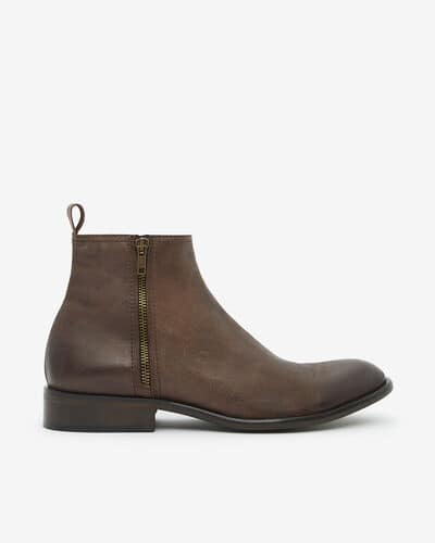 ANKEL BOOTS SEAD, CHESTNUT