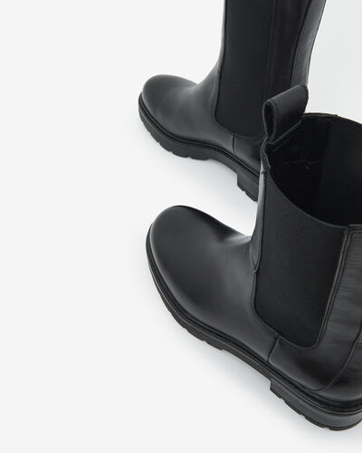 ANKLE BOOTS FINLEY, BLACK