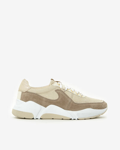 TRAINERS GALAPA, SAND GOLD