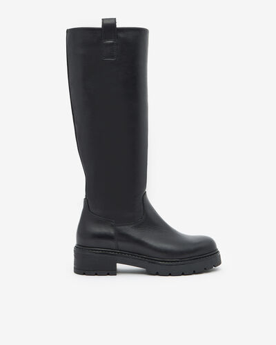 BOOTS FAAS, BLACK