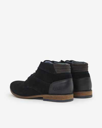 ANKLE BOOTS SHAD, BLACK