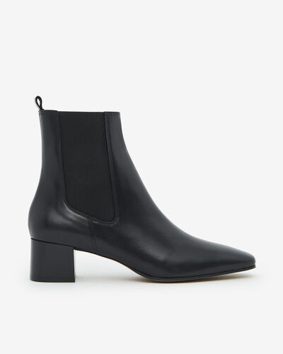 ANKLE BOOTS AIMYE, BLACK