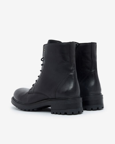ANKLE BOOTS CHAMAL, BLACK