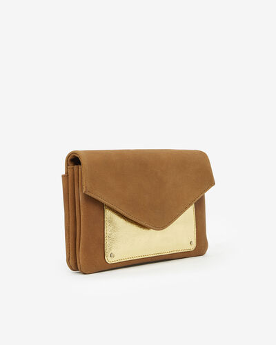 POUCH CILILY, TOBACCO GOLD