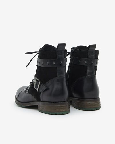 ANKLE BOOTS CEDIA, BLACK