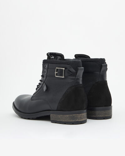 ANKLE BOOTS SORIN, BLACK